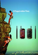 4 G 거친 야외 전화