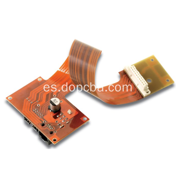 Quick Flex-Rigid PCB Boards Fab y Assembly