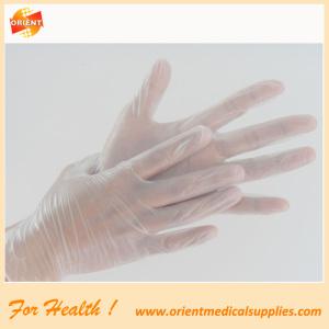 Einweg Vinyl Handschuh PVC Untersuchungshandschuhe