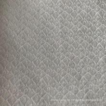 Algodón Poliéster Diseño agradable Jacquard Spandex
