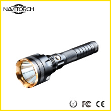 Aluminum CREE-U2 LED 1100lm Camping Rechargeable LED Torch (NK-2612)