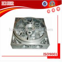 CNC hecho a medida de aluminio y máquina de hierro