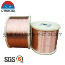 Сертификат SGS Высокая проводимость Провод CCS 0.81mm 1.02mm 1.63mm