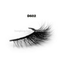 No MOQ 3D mink eyelash 100% real mink