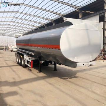 6000 Liters Aluminium Fuel Tanker