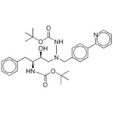 Des-N-(methoxycarbonyl)-L-tert-leucine Bis-Boc Atazanavir CAS 198904-86-8