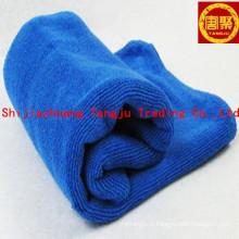 Toalha de alta absorção personalizado, toalha de tecido de microfibra