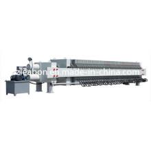 Machine de presse de filtre à membrane de vente chaude