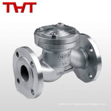 dn80 carbon steel horizental lift floor drain check valve animation