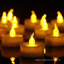 Flameless candle led light candle led tea candle