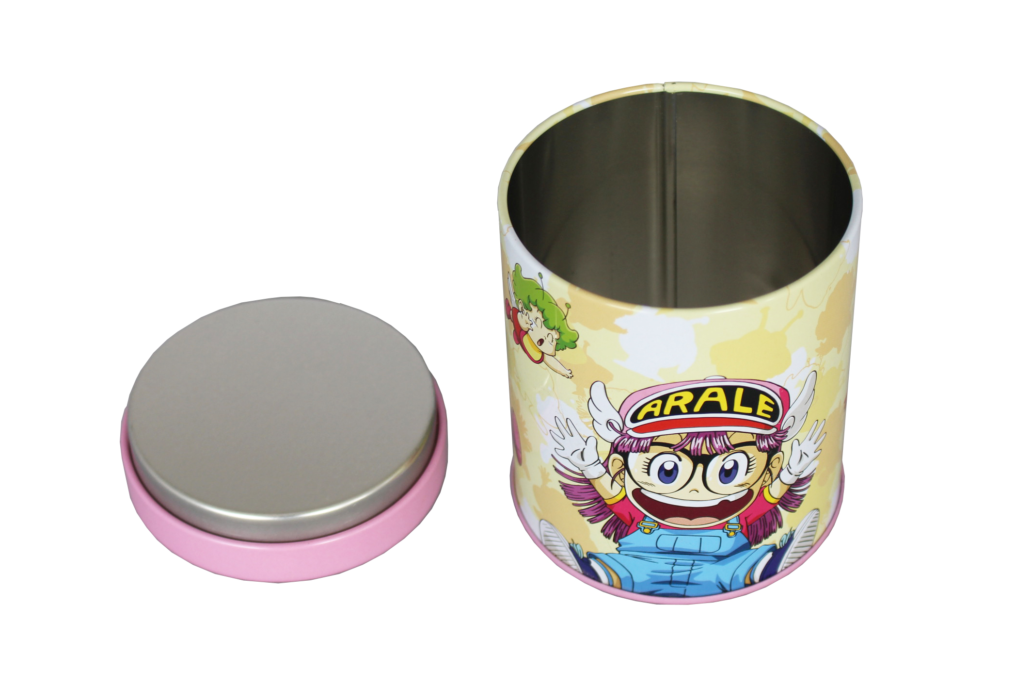holiday gift tins