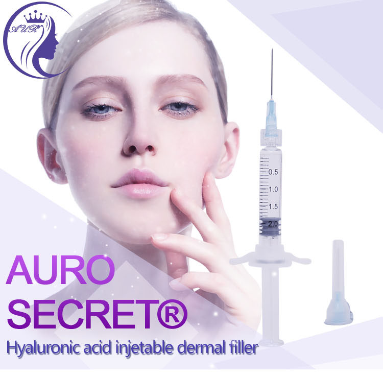 Hyaluronic Acid Lip Fillers