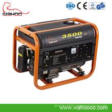 1kw 2wk 3kw Chine OEM Fournisseur Chine Électrique Générateur Usine (WK3500)