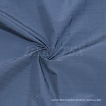 Tissu de Polyester Riptop mémoire Shadow pour prénatale veste ou un manteau de vent