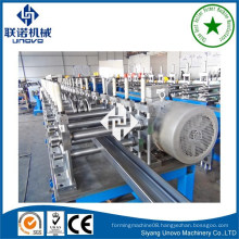 Used Galvanized Roller Shutter Slat roll forming machine