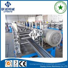 Máquina galvanizada de laminação de rolos galvanizados