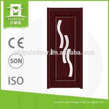 FPL-4022 Interior bathroom PVC glass door design