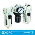 SMC tipo XAC serie aire fuente tratamiento unidades