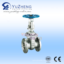 Stainless Steel Gate Valve with Flange Ends