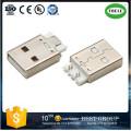Micro USB Connecteur Mini USB Connecteur Micro USB Receptacle Petite Prise USB Femelle USB vers Ethernet Adaptateur Mini USB Prise USB Connecteur (FBELE)