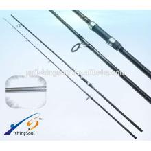 CPR002 im6 caña de pescar carpa de carbono en blanco tele carp rod