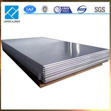Feuille anodisée en aluminium épaisse de 0,2 mm