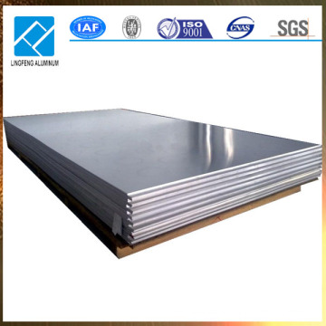 0,2 mm dickes Aluminium eloxiertes Blatt