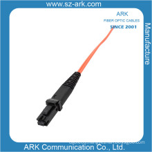 MTRJ-MTRJ Multimode Duplex Fiber Optic Cable/Patchcord