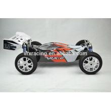 VRX Racing RH812, escudo do corpo de cor amarela, 1/8 escala sem escova buggy RTR