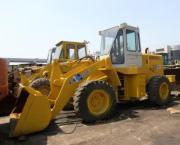 Used Kawasaki kld70z wheel loader