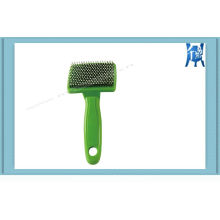 Cat Plastic Slicker Brush