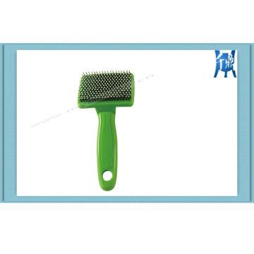 Cat Plastic Slicker Brush