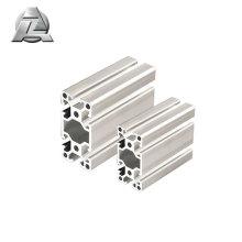 profilé d'extrusion d'aluminium de coupe cnc 40x80