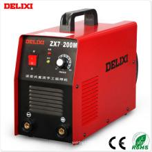 Delixi DC Inverter MMA Schweißmaschine (ZX7-200M)