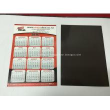 Пользовательских полный цвет магнитные календари-21x15CM A5