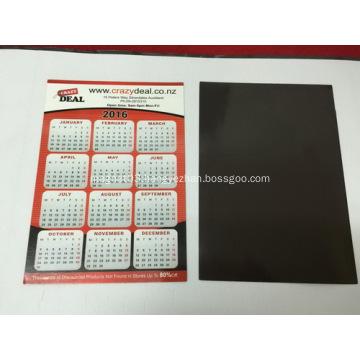 Custom Full Color Magnetic Calendars -21x15CM A5
