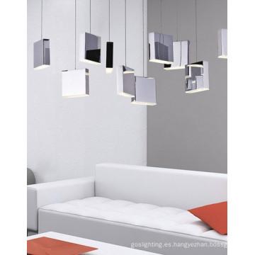 LED moderna iluminación colgante para el hogar (AD11027-5L)