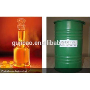 100% Pure Natural orgânico virgem Lycium óleo de semente / Goji Seed Oil / Wolfberry Seed Oil