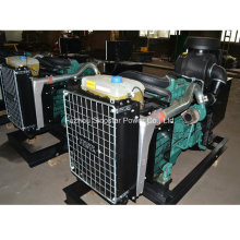 Ensemble de moteurs diesel de 100 kVA alimenté par Volvo Tad532ge