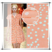 T/C printed fabric for summer dresses