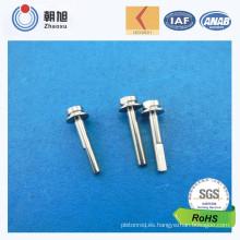 Proveedor de China Tornillos de perforación de acero inoxidable promocionales con alta precisión