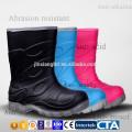 CE colorful PVC kids rain boots & rubber Rain boots kids