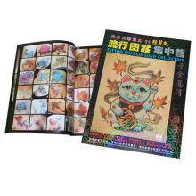 Tattoo Skizze Buch
