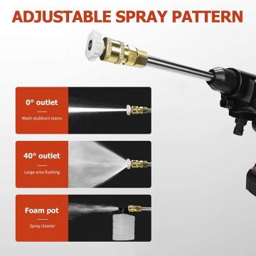 pistola de agua inalámbrica pistola de agua para lavado de coches
