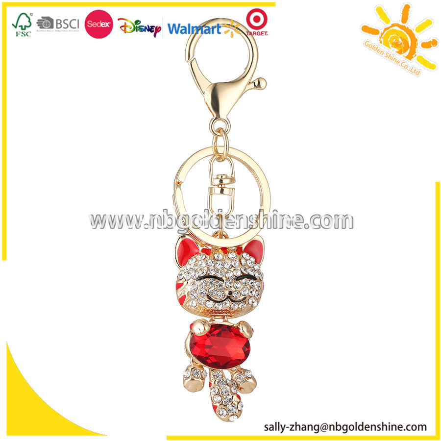 Promotion Diamond 3d Key Chain 4