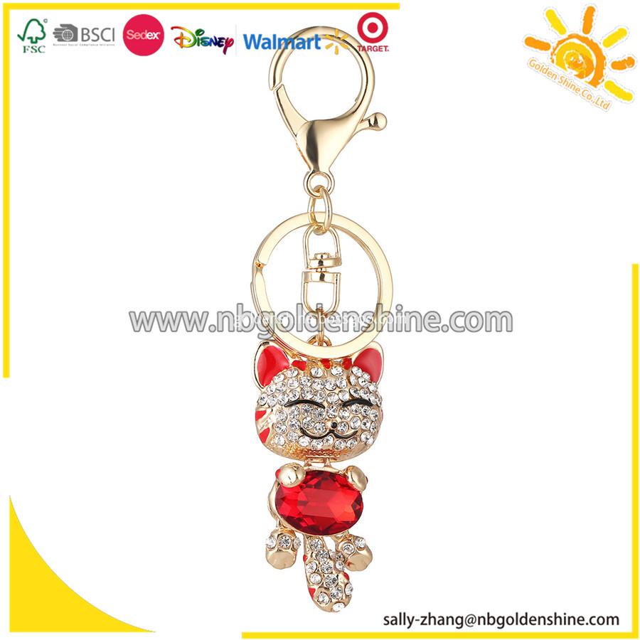Promotion Diamond 3d Key Chain 4