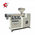 Single Screw Plastic Tube Extruder Machine