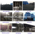 Пропитанный уголь серы на основе столбчатых активированного угля удалить НД