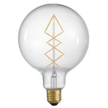 Bulbo do diodo emissor de luz da decoração G125 da venda direta da fábrica com 6.5W 2200k