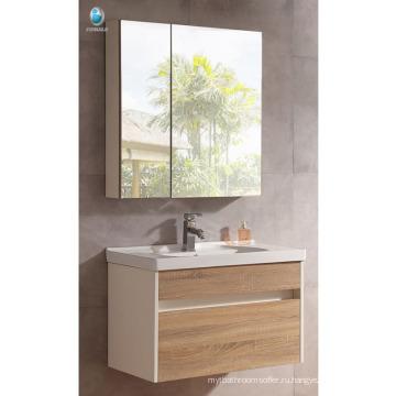 Вт-083 Китайский Новый дизайн тщеты ванной комнаты шкафа ванной комнаты переклейки настенный зеркальный шкаф